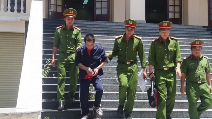 Bị cáo Lê Minh Thuận. Ảnh: Giao Thông