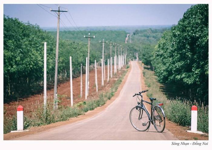 Sông Nhạn Đồng Nai (Ảnh: Mai Mai)