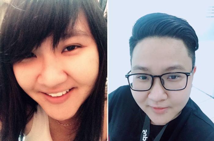 Huỳnh Phương trước đây và bây giờ
