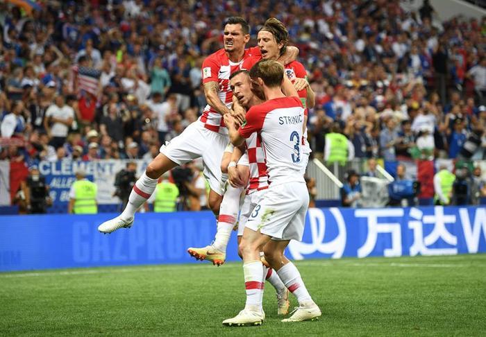 Croatia để lại hình ảnh đẹp trong lòng người hâm mộ. Ảnh: FIFA