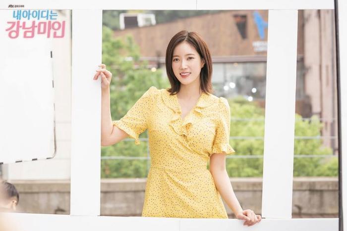 Nàng Dae Jang Geum trở lại màn ảnh với vai cameo trong 'My ID Is Gangnam Beauty' ảnh 7