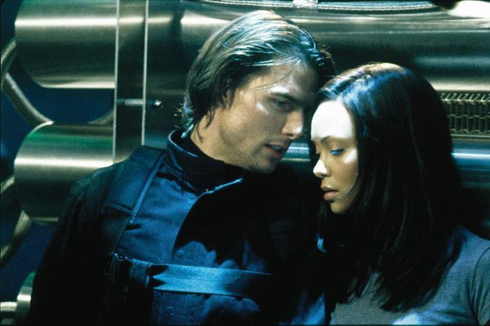Thandie Newton diễn xuất cùng Tom Cruise
