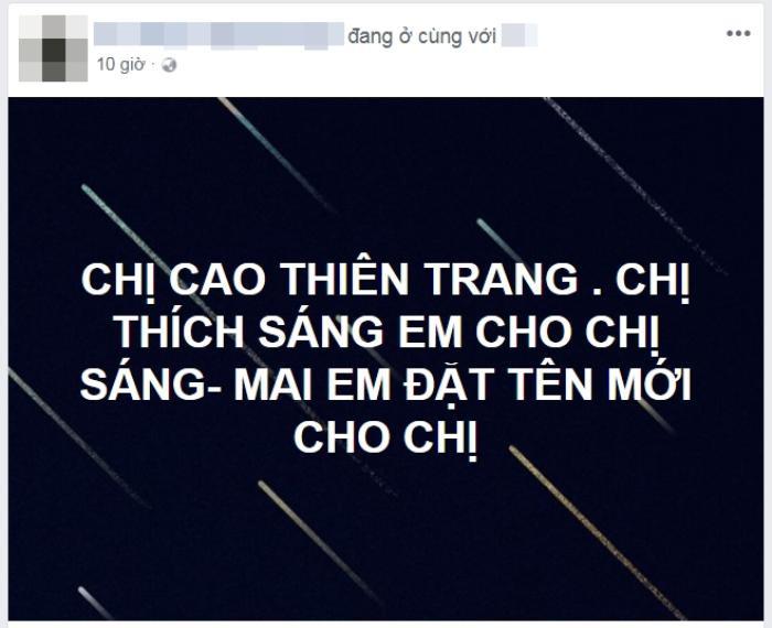 Cao Thiên Trang bị tố quỵt tiền nhà, nói xấu 'chị em' Thùy Dương