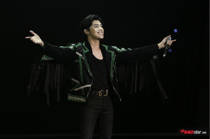 Một đêm nhạc khó quên với khán giả tại Hà Nội.