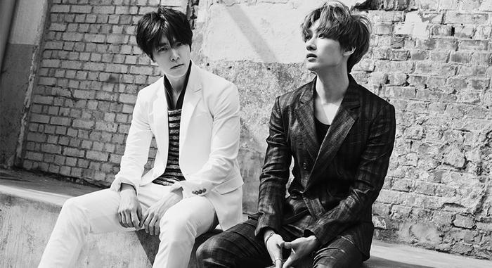 Super Junior D&E.