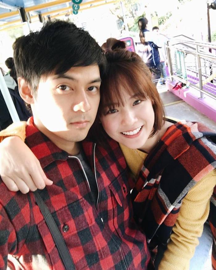 4 cặp đôi trai tài gái sắc của điện ảnh Thái Lan đã chứng tỏ: Yêu càng lâu thì càng đậm sâu ảnh 9