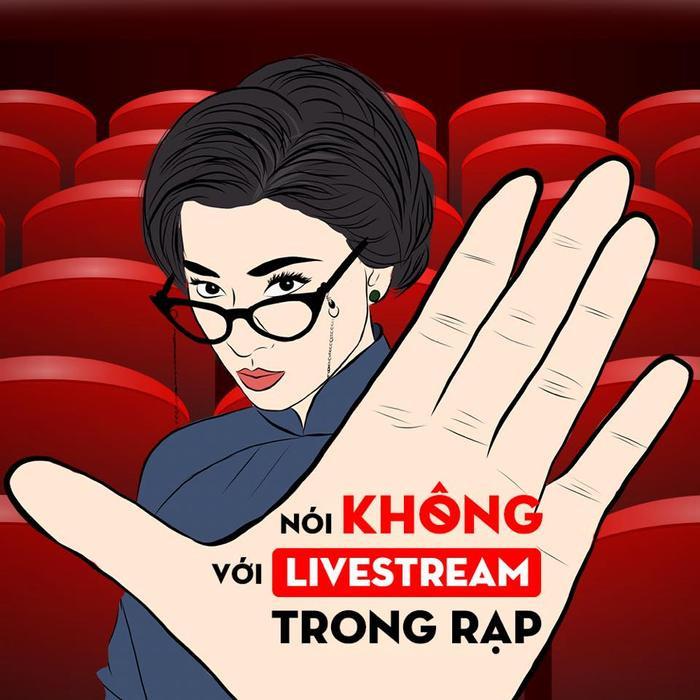 Từ việc livestream quay lén phim rạp cho đến tuồn lậu Diên Hi công lược: Xem phim rất cần văn hóa tôn trọng bản quyền ảnh 7