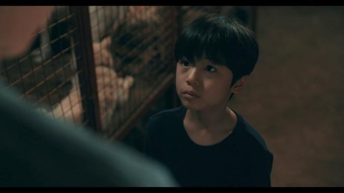 """Moon Woo Jin trong """"Come and Hug Me"""""""