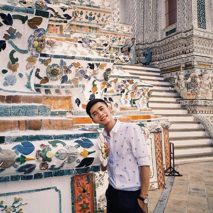 Anh chàng điển trai Nguyễn Hữu Minh