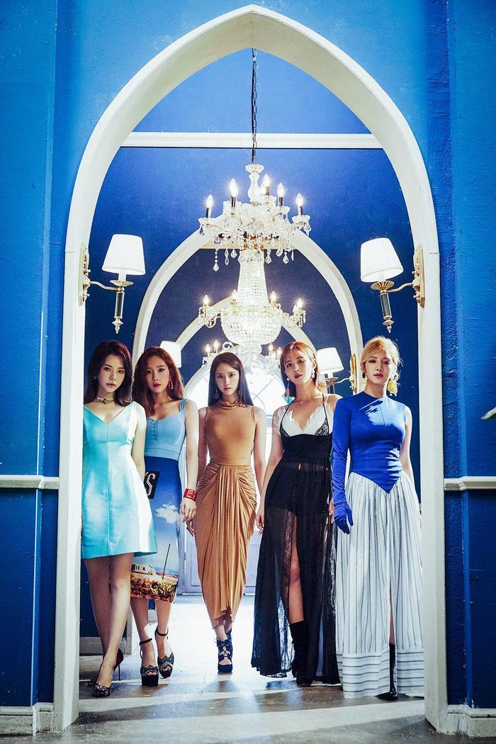 Hình ảnh teaser đầu tiên của unit Oh!GG.