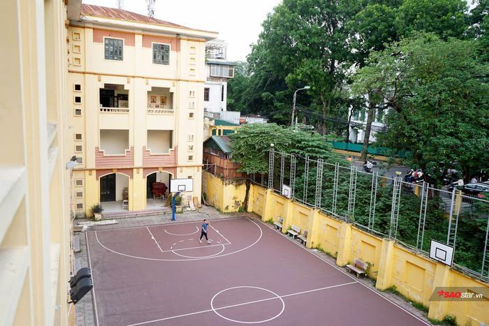Những hình ảnh ngôi trường xinh đẹp trong ký ức của những học trò.