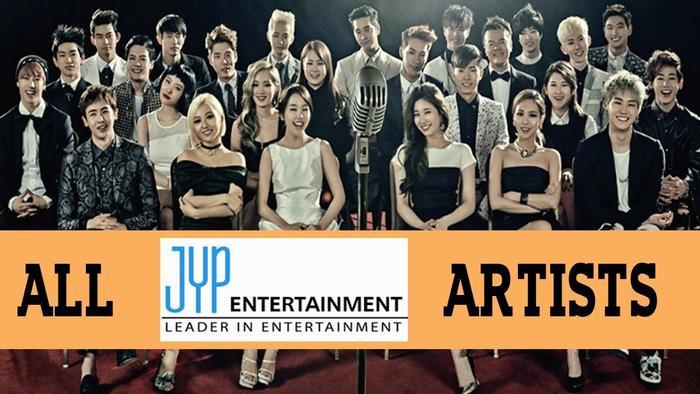 """Ngoài scandal 3 """"gà cưng"""" bị công khai tình cảm, JYP đã làm rất tốt nhiệm vụ của mình trong thời gian qua."""