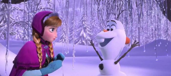 Anna và Olaf sẽ tái xuất cùng chị đại Elsa.