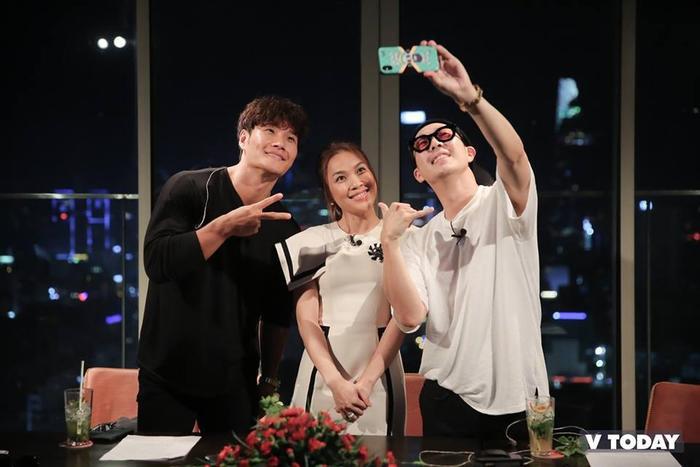 Ba nghệ sĩ sẽ cùng tham gia vào một show truyền hình thực tế.