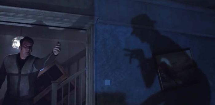 """Crooked Man có thể sẽ """"vượt ngục"""" khỏi bảo tàng nhà Warren."""
