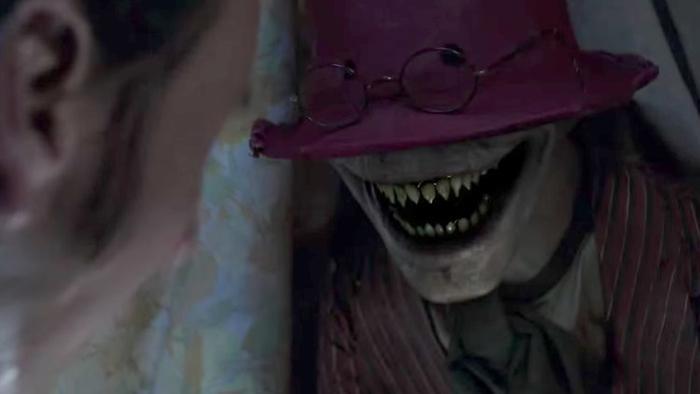 Crooked Man là nhân vật gây tiếng vang trong The Conjuring 2.