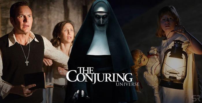 Vũ trụ The Conjuring.