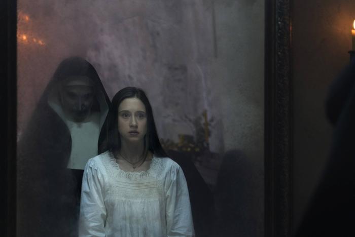 Phim The Nun mở màn với 131 triệu USD toàn cầu, đứng đầu doanh thu của Vũ trụ kinh dị The Conjuring ảnh 3