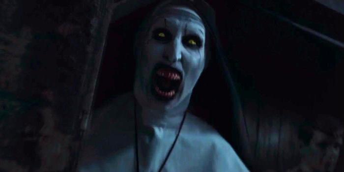 The Nun  Ác quỷ ma sơ 2: Liệu còn đánh đổi nội dung để mang lại sự ghê rợn, máu me thừa thãi? ảnh 2