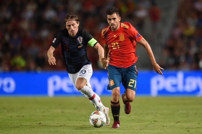 Thảm bại 0-6 trước Tây Ban Nha, Modric sẽ gục ngã trước Ronaldo?