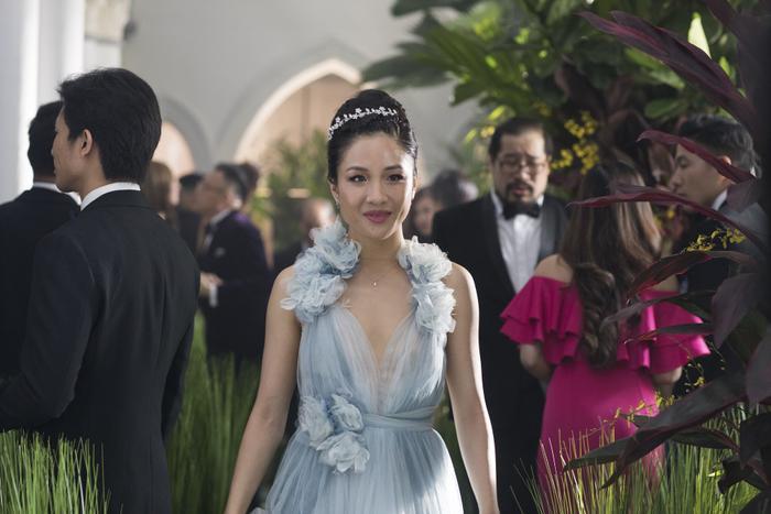 Rachel Chu - hình mẫu cô gái thành đạt, độc lập của New York.