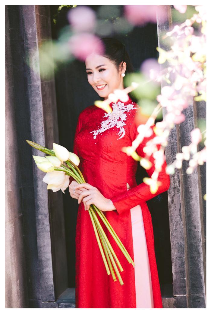 Hoa hậu Ngọc Hân tiết lộ sẽ lấy người đàn ông tốt bụng ảnh 3