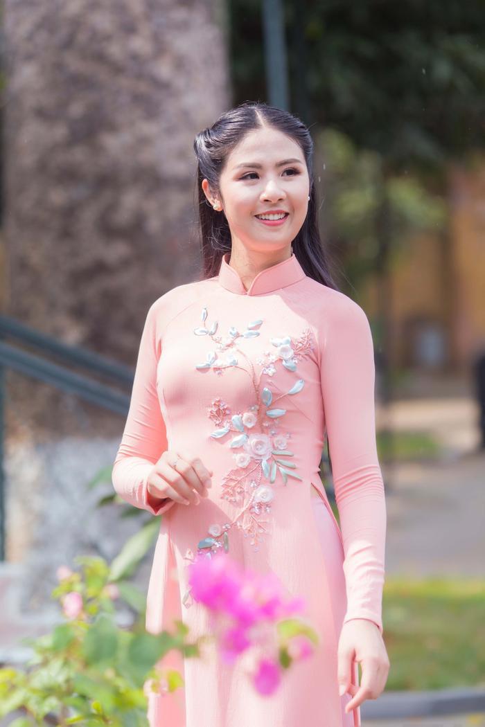 Hoa hậu Ngọc Hân tiết lộ sẽ lấy người đàn ông tốt bụng ảnh 7