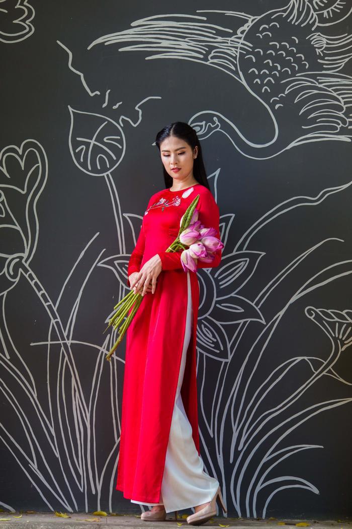 Hoa hậu Ngọc Hân tiết lộ sẽ lấy người đàn ông tốt bụng ảnh 9