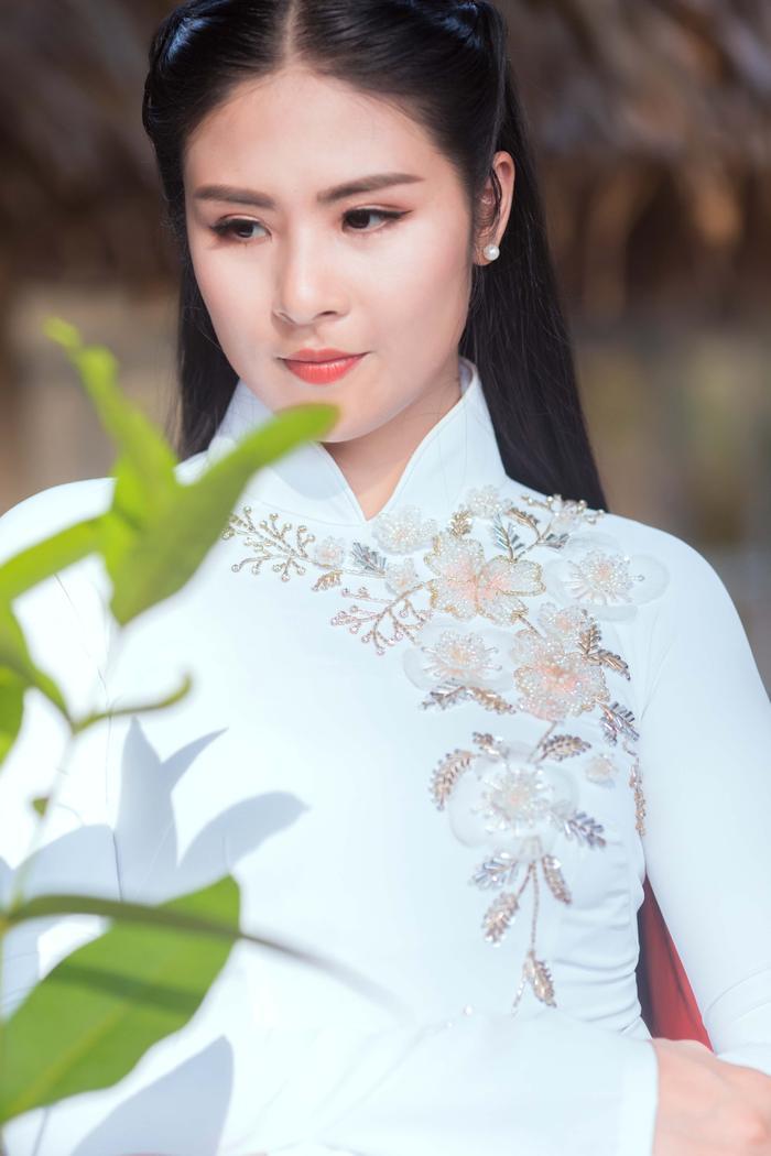 Hoa hậu Ngọc Hân tiết lộ sẽ lấy người đàn ông tốt bụng ảnh 11