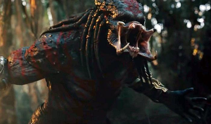 Tạo hình ghê rợn của Ultimate Predator.