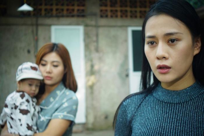 """Phương Oanh trong bộ phim """"Quỳnh búp bê""""."""