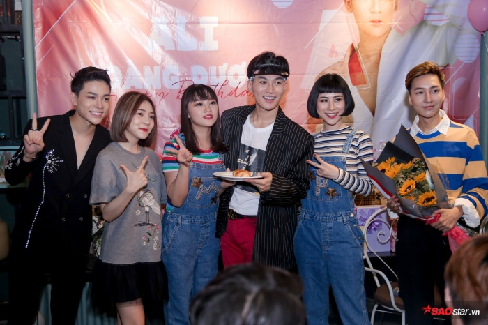 Team The Voice 2017 hội ngộ.
