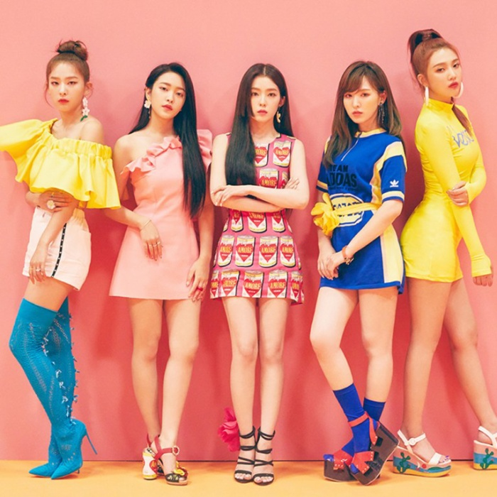 Red Velvet thứ 6.