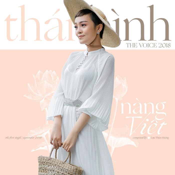 Thái Bình tuy dịu dàng nhưng lại mang thông điệp đầy mạnh mẽ trong ca khúc Nàng Việt.