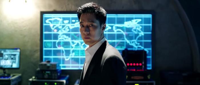 Chàng điệp viên Kim Bon.