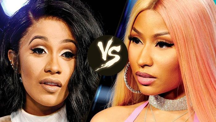 Nicki Minaj đại chiến Cardi B, bạn đứng về phe nào?