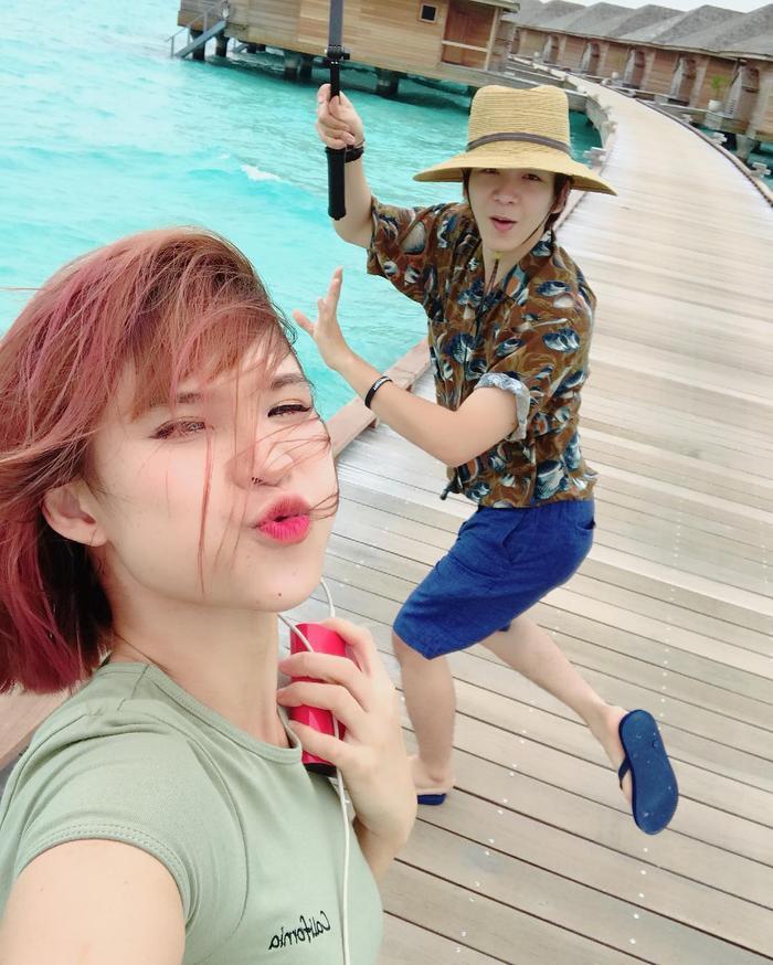Vợ chồng Khởi My  Kelvin Khánh sắp 'soán ngôi' cặp đôi lầy lội nhất từ của Hari Won  Trấn Thành ảnh 4