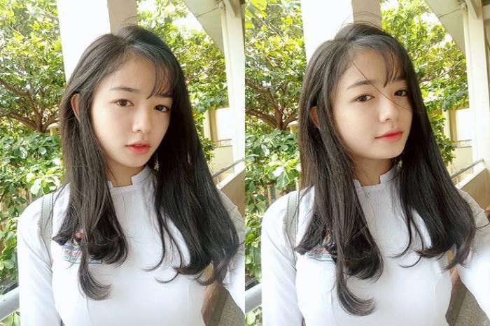 Nữ sinh Đắk Lắk khiến bao người tranh cãi về quốc tịch bởi sở hữu vẻ đẹp của 'bông hồng lai'