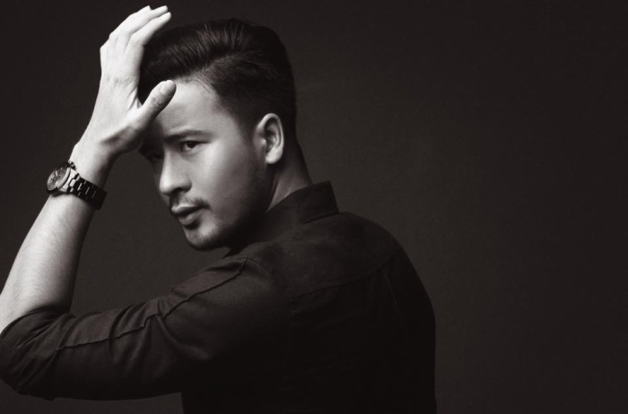 Nam diễn viên Đoàn Thanh Tài.
