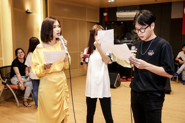Át chủ lực The Voice 2018 Gia Nghi  Thái Bình bị đặt vào thế đối đầu nhưng vẫn phải Yêu xa ảnh 12