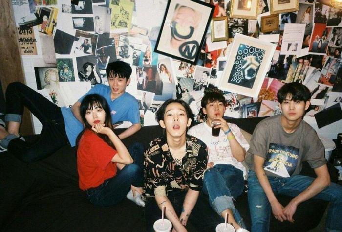 Sau khi rời WINNER, Nam Taehyun hoạt động với ban nhạcSouth Club.