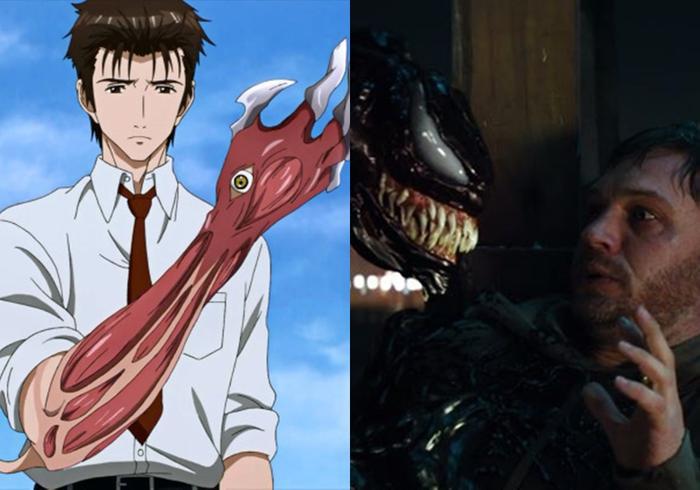 """Mối gắn kết giữa Venom và Eddie không quá khác biệt với câu chuyện trong """"Parasyte""""."""