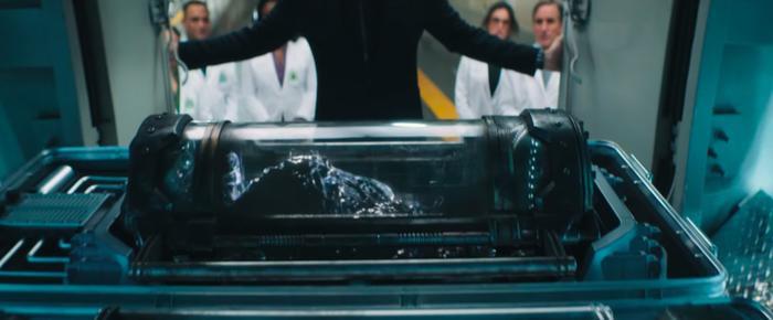 Tên symbiote được tìm thấy trên một phi thuyền không gian ở Malaysia.