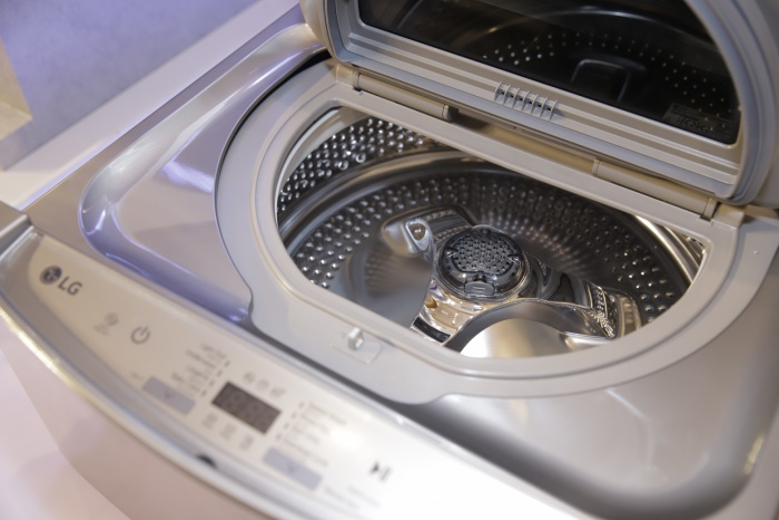 LG giới thiệu máy giặt lồng đôi TWINWash tại Việt Nam: Có thể điều khiển thông qua smartphone! ảnh 2