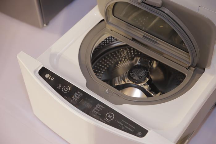 LG giới thiệu máy giặt lồng đôi TWINWash tại Việt Nam: Có thể điều khiển thông qua smartphone! ảnh 3