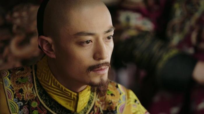 Lâm Tâm Như muốn bỏ phim Hậu cung Như Ý truyện vì chồng mình  Càn Long Hoắc Kiến Hoa ảnh 6
