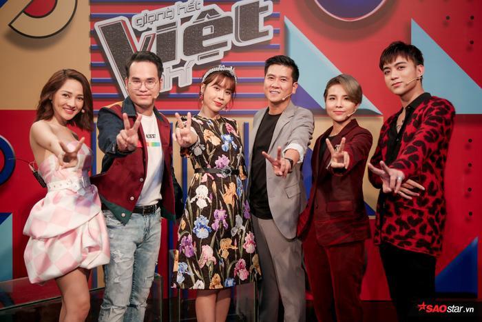 """Cùng đón xem những tập tiếp theo của The Voice Kids - Giọng hát Việt nhí 2018cùng """"bộ sậu"""" HLv đáng yêu và những tài năng trẻ đầy hứa hẹn nhé!"""