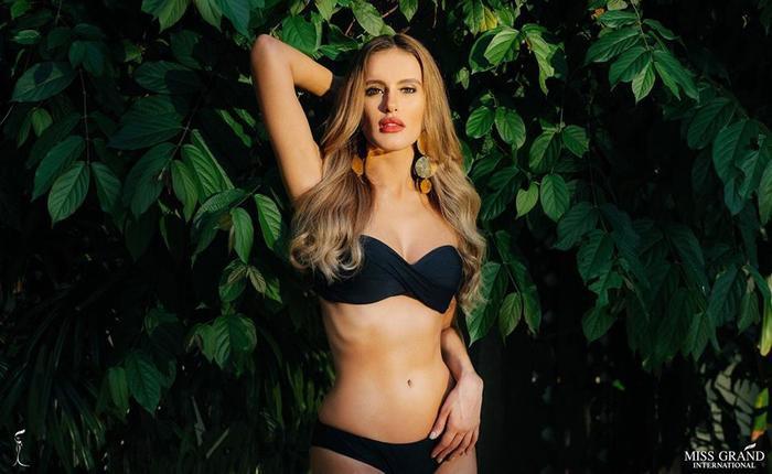 Đại diện Colombia - Sheyla Quizena Nieto.