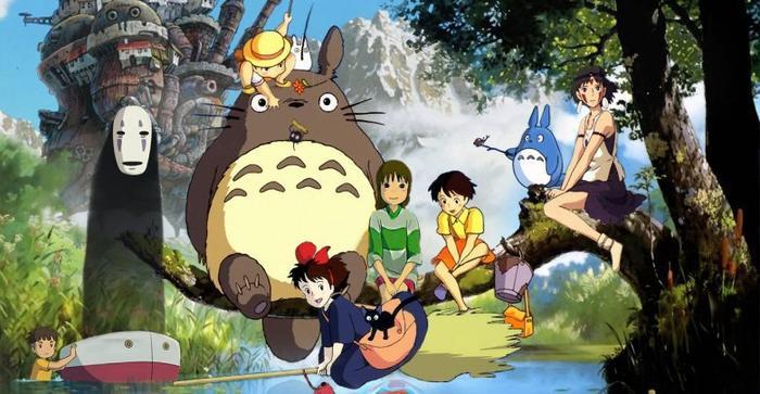 """Studio Ghibli là hãng phim nổi tiếng nhất Nhật Bản với """"gương mặt đại diện"""" là Totoro."""