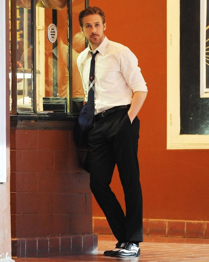 Hãy giữ mãi nét cười ngọt ngào cùng ánh mắt ấm áp nhé Ryan Gosling!